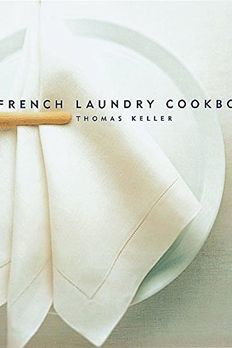 The French Laundry Cookbook book cover