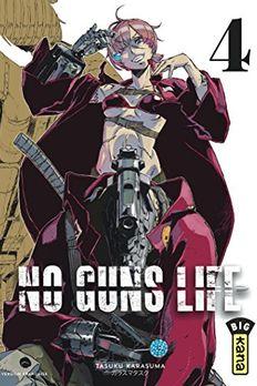 No Guns life - Tome 4 - No Guns life T4 book cover