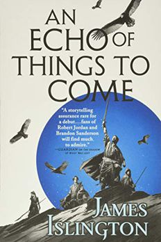 An Echo of Things to Come book cover
