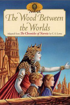 The Wood Between the Worlds book cover