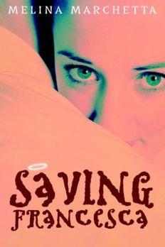 Saving Francesca book cover