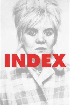 Index book cover