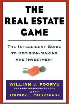 The Real Estate Game book cover