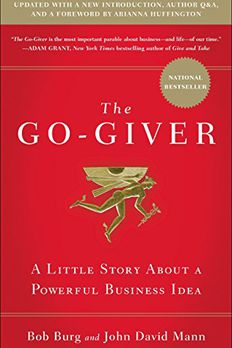 The Go-Giver, Expanded Edition book cover