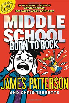 Born to Rock book cover