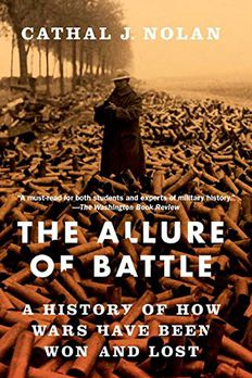 The Allure of Battle book cover