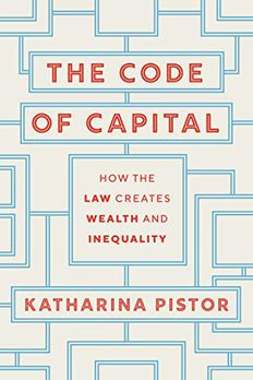 The Code of Capital book cover