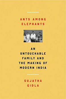 Ants Among Elephants book cover