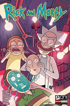 Rick and Morty #46 book cover
