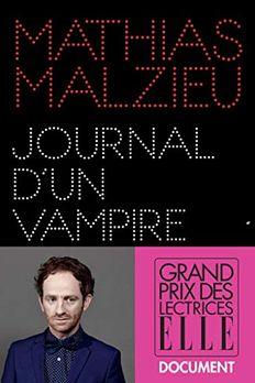 Journal d'un Vampire en Pyjama book cover
