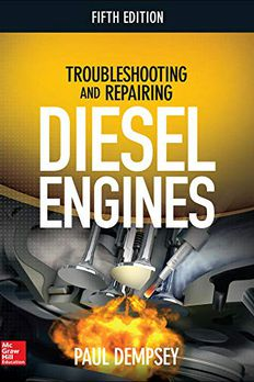 Troubleshooting and Repairing Diesel Engines, 5th Edition book cover