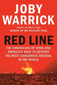 Red Line book cover