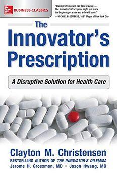 The Innovator's Prescription book cover