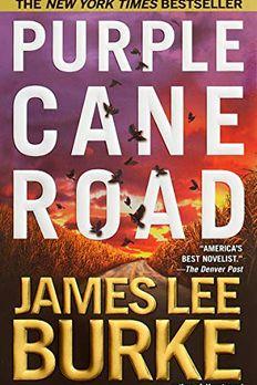 Purple Cane Road book cover