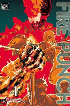 Fire Punch, Vol. 4 book cover