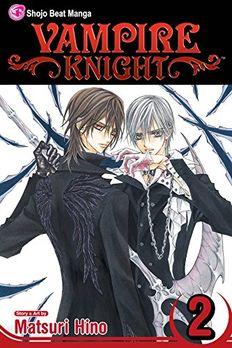 Vampire Knight, Vol. 2 book cover