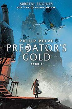 Predator's Gold book cover