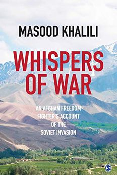 Whispers of War book cover