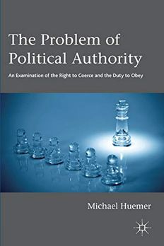 The Problem of Political Authority book cover