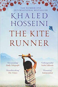 Kite Runner book cover