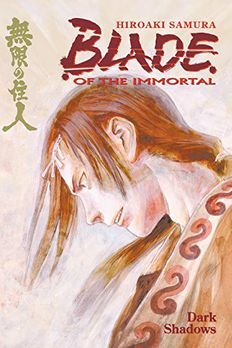 Blade of the Immortal Volume 6 book cover