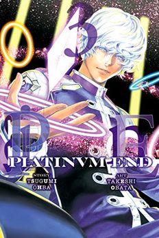 Platinum End, Vol. 3 book cover