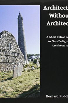 Architecture Without Architects book cover