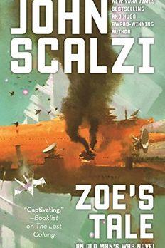 Zoe's Tale book cover