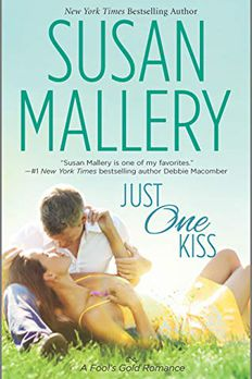 Just One Kiss book cover
