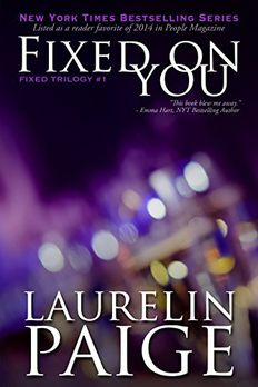 Fixed On You book cover