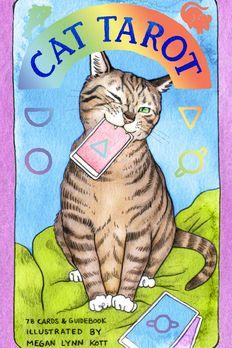 Cat Tarot book cover