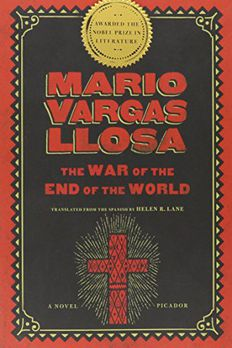The War of the End of the World book cover