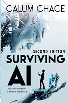 Surviving AI book cover