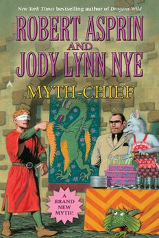 Myth-Chief book cover