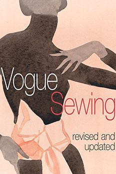 Vogue Sewing, Revised and Updated book cover