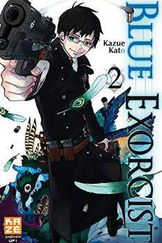 Blue Exorcist, Vol.2 book cover