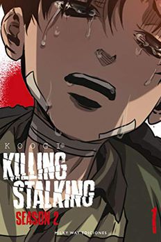 Killing Stalking. Season 2, Vol 1 book cover