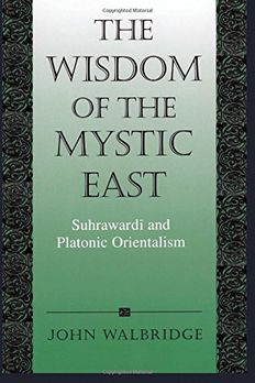 The Wisdom of the Mystic East book cover