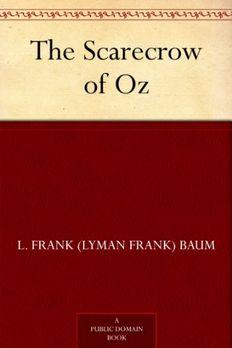 The Scarecrow of Oz book cover