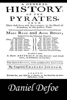 A General History of the Pyrates book cover