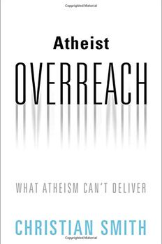 Atheist Overreach book cover