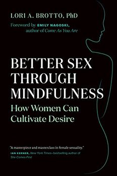 Better Sex Through Mindfulness book cover