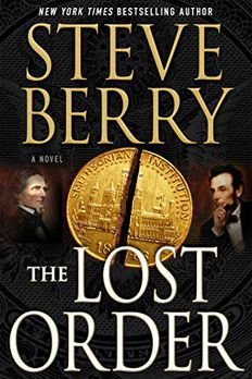 The Lost Order book cover
