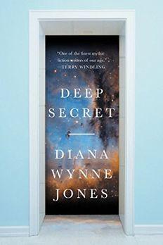 Deep Secret book cover