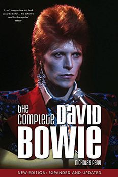 The Complete David Bowie book cover