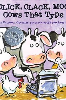 Click, Clack, Moo Cows That Type book cover