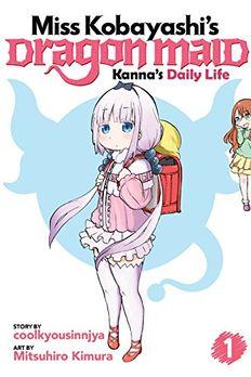 Miss Kobayashi's Dragon Maid book cover