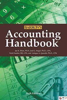Accounting Handbook book cover