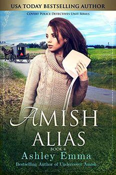 Amish Alias book cover
