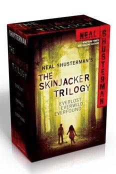 The Skinjacker Trilogy book cover